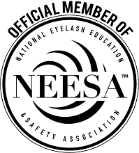 Neesa Eyelash Education and Safety Association Member